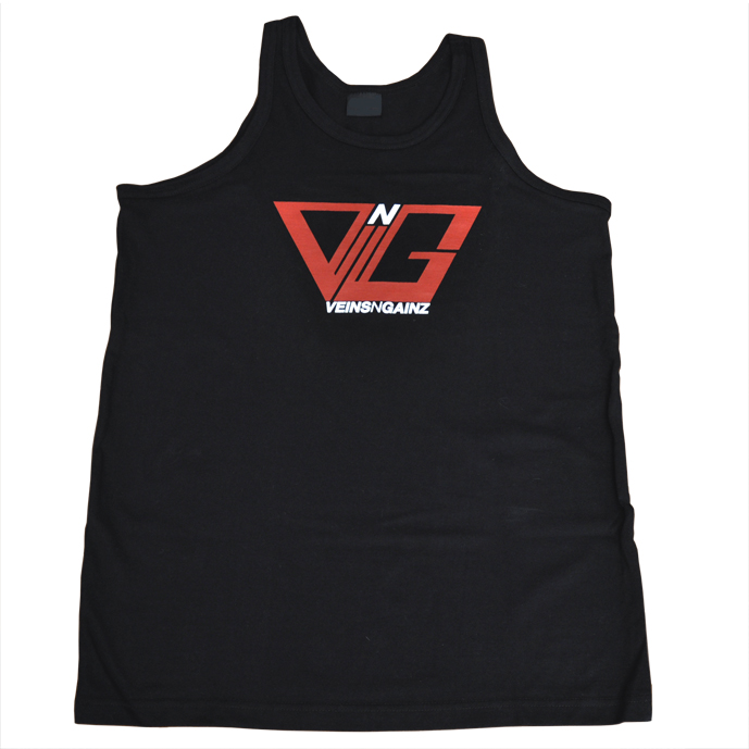 ad6e7c72d92049 Mens Singlet - Veins n Gainz - Get SweetFit with Incentive Starter Pack